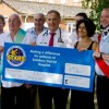 Westbury lodge presents cheque to hospital appeal