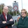 War on overweight vehicles on Westbury bridge