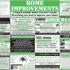 White Horse News Home Improvement feature 2014