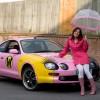 Westbury woman's wacky European driving challenge