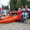 Celebrations as Westbury sailing centre reopens months after arson attack