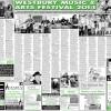 Westbury Music & Arts Festival Feature 2014
