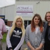 Westbury education centre is on the right track
