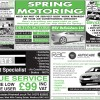 Spring Motoring Feature
