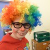 Wigs, big noses, and silly faces for Comic Relief