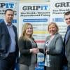 Dragons' Den entrepreneur goes global with GripIt fixing