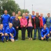 Westbury PC Mike Johnson remembered at charity football match