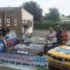 1,000 mile charity 'banger' drive to Italy