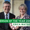 Hospital campaigner is Westbury's Person of the Year 2015