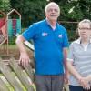 Council closes 'dangerous' park to avoid £150 repair bill