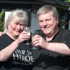 The Duke of Bratton welcomes new landlord and lady