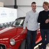 Westbury Car Auctions celebrates 5th anniversary with charity auction