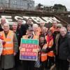 Station volunteers complete two-year garden revamp