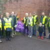 Community litter pick success