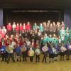 Songs from the shows at 'close-knit' schools concert