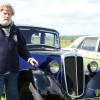 Classic cars on show at Vintage Gathering