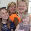 Hero sisters save three year-old from path of out-of-control van