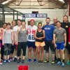 Olympic weightlifter opens new-look gym