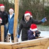 New play park for Christmas in Dilton Marsh