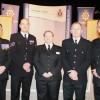 Westbury Police team  honoured at Force Awards