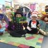 Snow doesn't stop World Book Day celebrations: