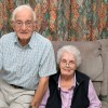 Couple celebrate 70 years of marriage