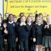 Westbury spreads Christmas cheer worldwide!