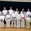 Karate club celebrates 34 years of teaching