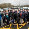 Great Western Railway delivers extended car park at Westbury Station