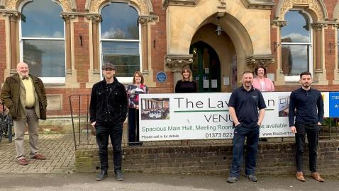 Westbury's amazing community spirit