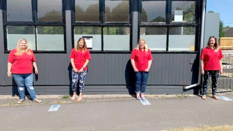 Local pre-school's petition demands access to vaccines for staff