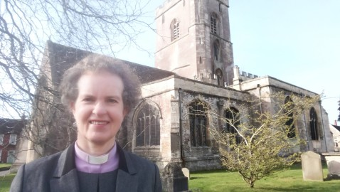 £24,400 repair and  recovery fund for  All Saints church