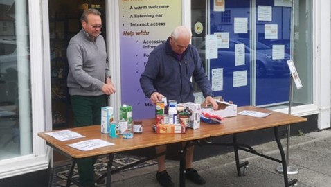 Transformative year for Westbury Food Project