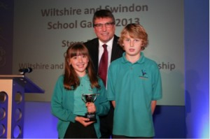 Sporting heroes from Bitham Brook receive awards