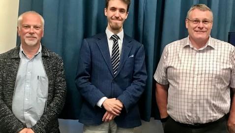 New councillors join Westbury Town Council